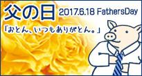2017 矢場とん父の日ギフト